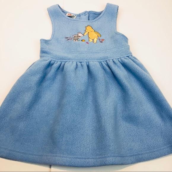 a9c441787b3 Disney Store Other - DISNEY STORE Sky Blue Winnie Pooh Jumper Size 4T
